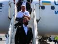 Колос прибыл в Грецию на матч Лиги Европы