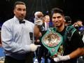 Гарсия отказался от титула чемпиона мира по версии WBC в легком весе