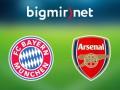 Бавария - Арсенал 5:1 Онлайн трансляция матча 1/8 финала Лиги чемпионов