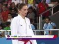 Украинка взяла золото чемпионата Европы по каратэ