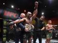 Чемпион UFC Усман нокаутировал соперника и защитил пояс