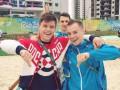 Верняев вместе с российским гимнастом ответили ненавистникам украинца