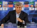 Луческу о матче с Порту: Меня удивила манера судейства