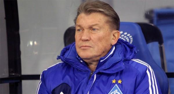 Блохин считает, что Шахтер сделал все, что мог против Динамо