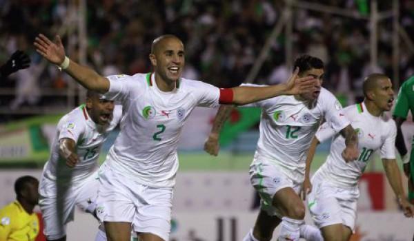 Маджид Бугерра, не имея права играть, принес Алжиру путевку на ЧМ