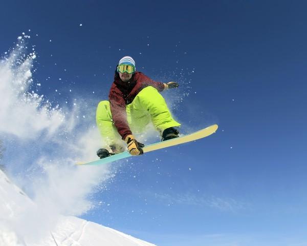 Выбирай экипировку для езды на сноуборде правильно