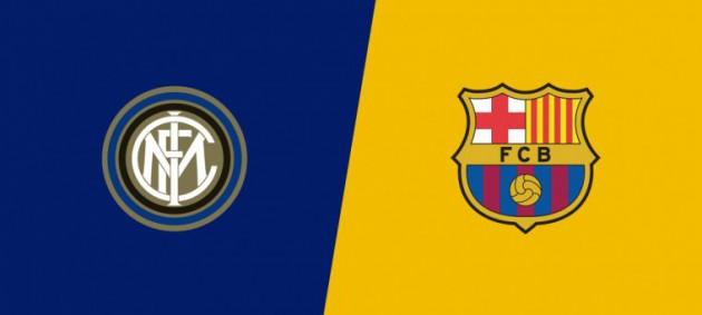 Интер - Барселона 1:1 онлайн трансляция матча Лиги чемпионов