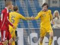 Милевский пожелал удачи сборной Украины в матче с Германией