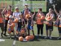 Шахтер организовал тренировки для детей с ограниченными возможностями