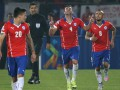 Уругвай проиграл Чили и сложил полномочия чемпиона Копа Америка