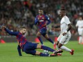 Винисиус: Пике лучший защитник Испании, не считая игроков Реала