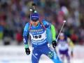 Семенов - в топ-20 гонки преследования, беларус Бочарников стал чемпионом Европы