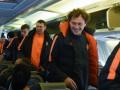 Шахтер прилетел в столицу Бельгии на матч с Андерлехтом