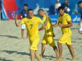 Украина завоевала бронзу Евролиги-2020 по пляжному футболу