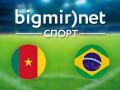 Камерун – Бразилия - 1:4 Видео голов матча