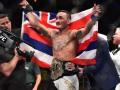 UFC 212: Холлоуэй победил Альдо и стал новым чемпионом мира