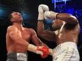 Апперкот Джошуа в поединке против Кличко назван ударом года