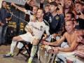 Фотогалерея: Подарок Бекхэму. Лос-Анджелес Гэлакси стал чемпионом MLS