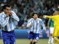 Четыре года спустя: Аргентина выходит на Германию