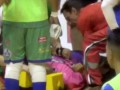 В Бразилии судья скончался от сердечного приступа во время матча