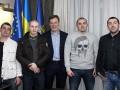 Президент украинской Премьер-лиги встретился с ультрас (ФОТО)