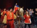 Беринчик на коне, соперник - на полу: яркие фото боя украинца