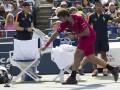 Украинец Марченко вывел из себя известного теннисиста