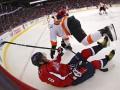 НХЛ: Детройт победил Сан-Хосе, Вашингтон – Филадельфию