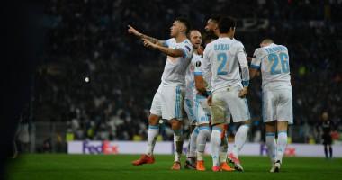 Марсель – Атлетик 3:1 видео голов и обзор матча Лиги Европы