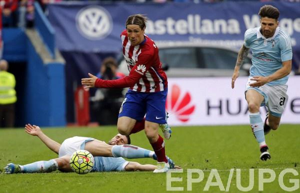 Торрес продолжить выступать за Атлетико