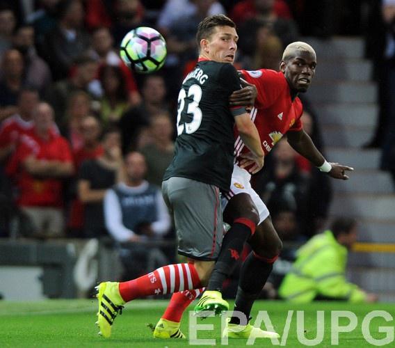 «Манчестер Юнайтед» против «Саутгемптона»— Финал Кубка лиги
