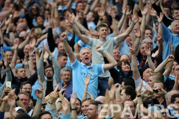 Фанаты Манчестер Сити устроили беспорядки