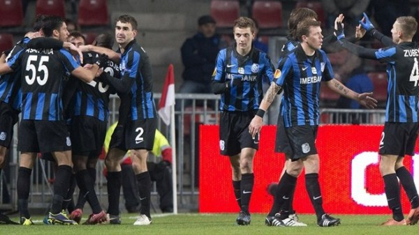 Розанов оценил шансы Черноморца в 1/16 финала Лиги Европы