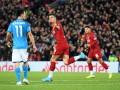 Ливерпуль спасся от поражения в матче против Наполи