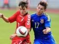 Украина U-17 пробилась на юношеское Евро
