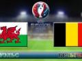 Уэльс - Бельгия: Где смотреть матч Евро-2016