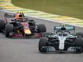 Гран-при Австрии: Боттас и Ферстаппен попали в аварии во время второй практики