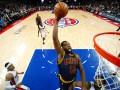 НБА: Кливленд не смог обыграть Детройт и другие матчи дня