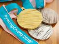 Стало известно, как будут выглядеть медали Олимпиады Пхенчхане-2018