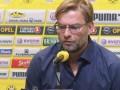 Юрген Клопп объявил о своем уходе из Боруссии в конце сезона