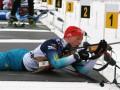 Украинские биатлонисты провалили дебютный спринт сезона на этапе Кубка IBU