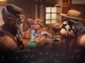 Американская рок-группа представила клип с персонажами Dota 2