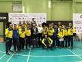 Украинские боксеры завоевали четыре золотые медали на турнире в Грузии