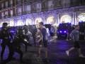 Фанатов Лестера в Мадриде избила полиция