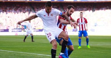 Атлетико Мадрид - Севилья 3:1 Видео голов и обзор матча чемпионата Испании