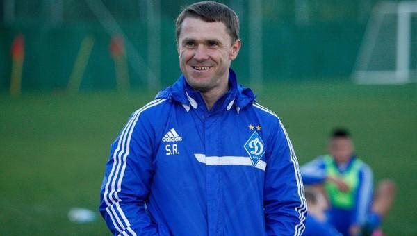 Ребров прокомментировал поражение Динамо в матче с Андерлехтом