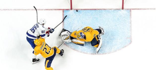НХЛ: Вашингтон разобрался с Сан-Хосе, Нэшвилл в овертайме проиграл Тампе