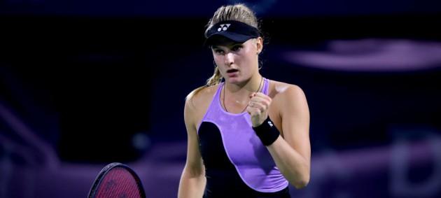 Страсбург (WTA): Ястремская вышла в полуфинал турнира