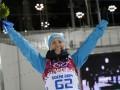 Как Вита Семеренко завоевала первую медаль для Украины на Олимпиаде в Сочи