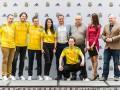 Мода на клетку: Как проходила презентация новой формы сборной Украины